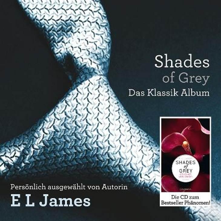"""""""Shades Of Grey"""" - Das Album zum Buch"""