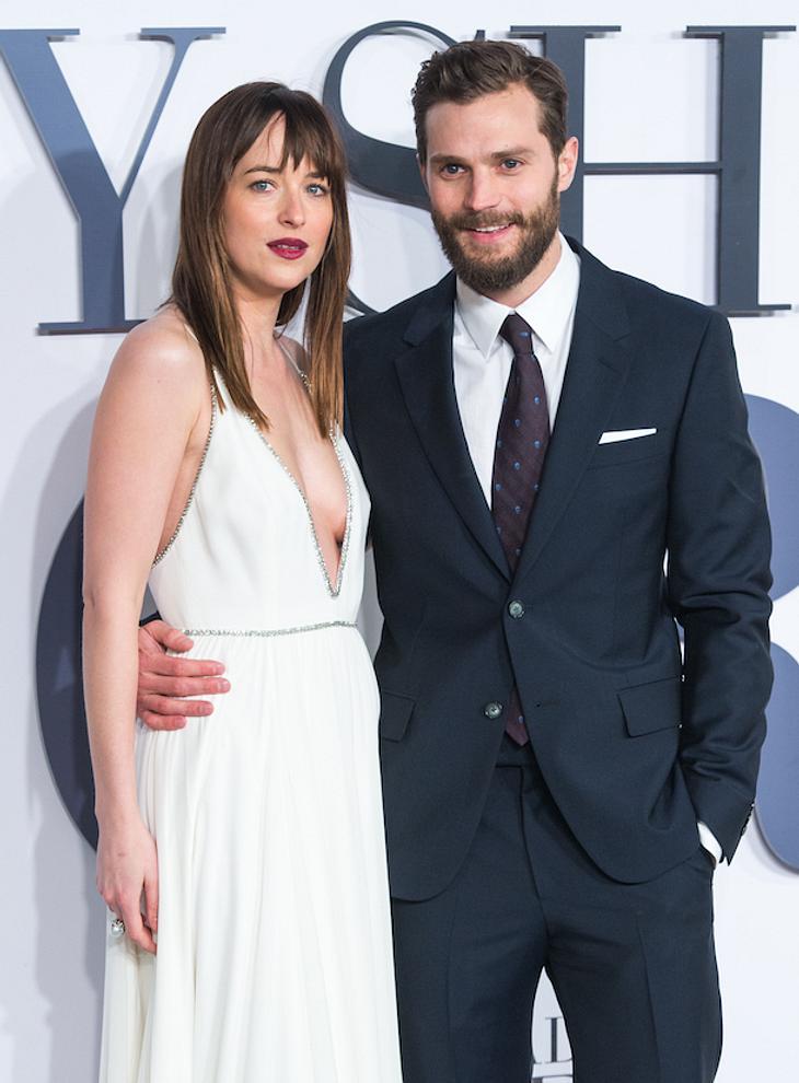 """Schlechtester Film: """"Shades of Grey"""" räumt bei der Goldenen Himbeere ab"""