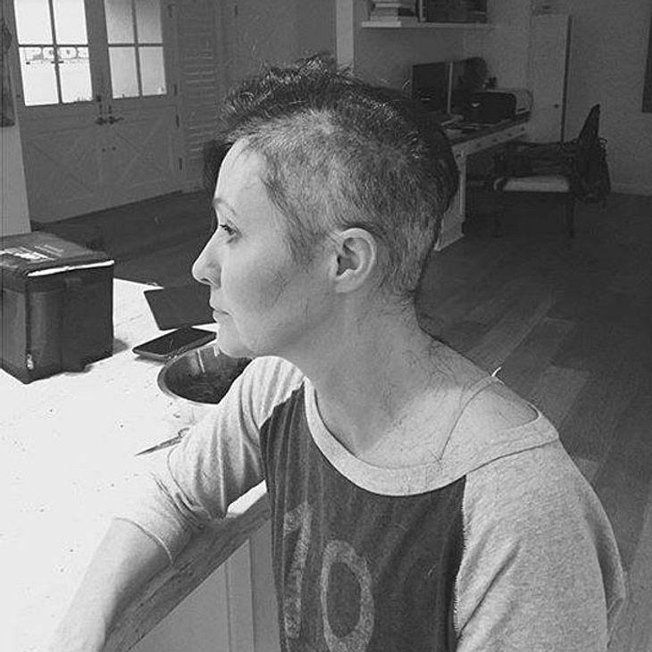 Shannen Doherty kämpft weiter gegen den Krebs