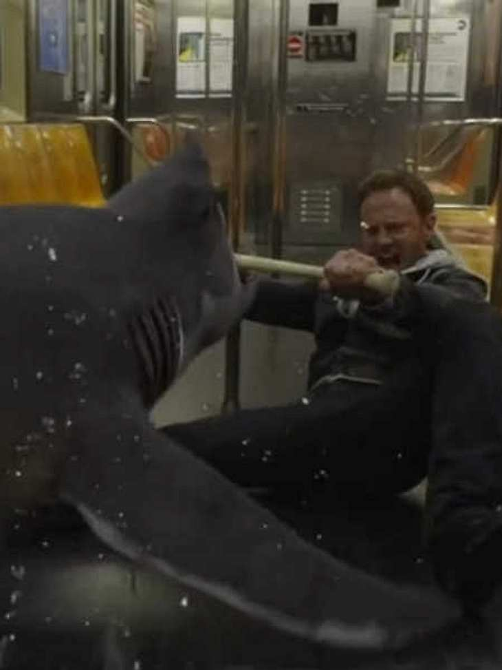 Sharknado 2: Hurra, hurra, der erste Trailer ist da!