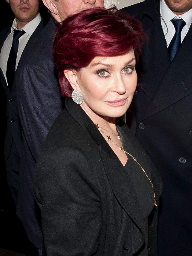 Sharon Osbourne flüchtet nach der Trennung nach Mexiko.