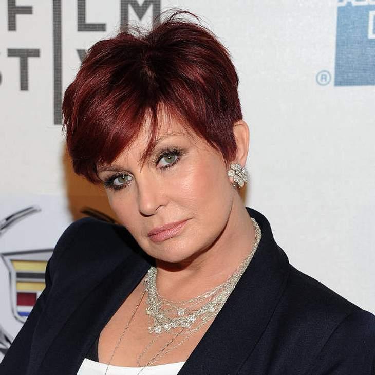 Trendstyle: Rote HaareSharon Osbourne - Mutter von  Kelly Osbourne