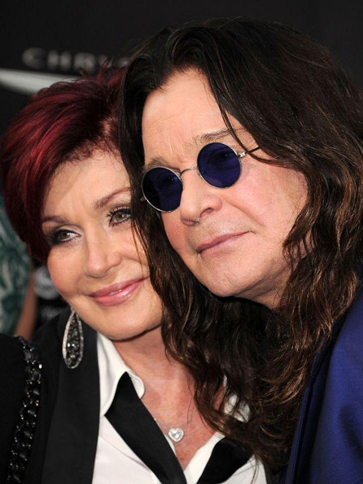 Sharon und Ozzy Osbourne galten als ewiges Liebespaar.