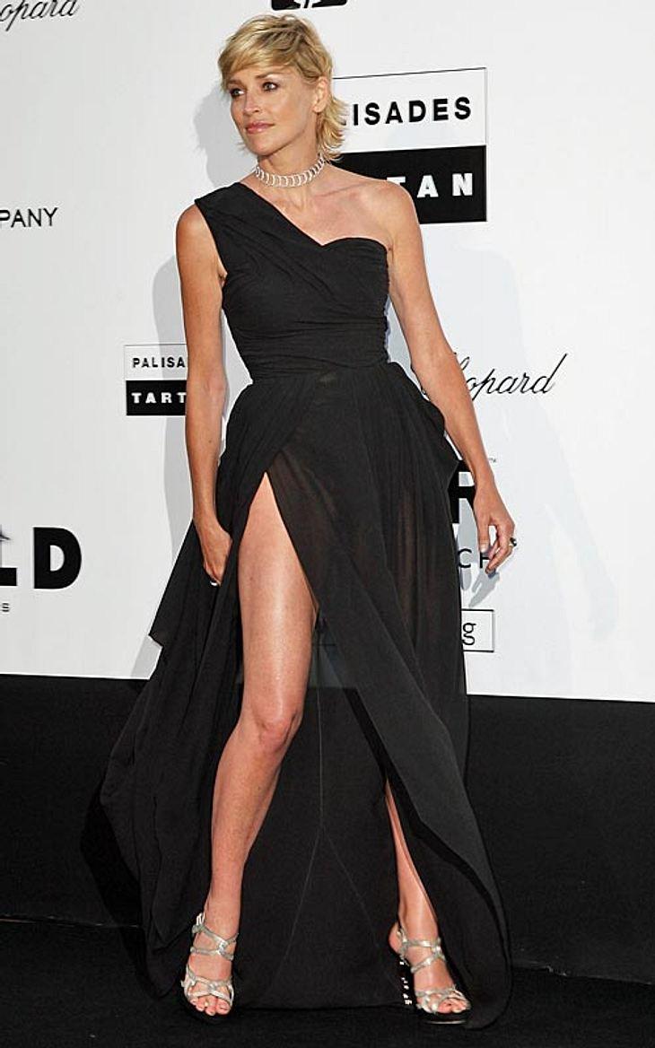 undefined Promi-Kleider mit Schlitz: Zeigt her eure Beine!