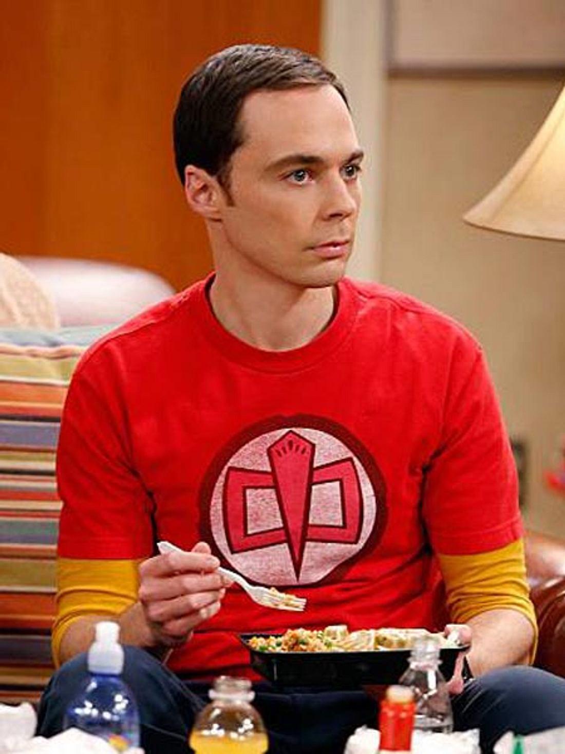 Jim Parsons in seiner Paraderolle als Sheldon