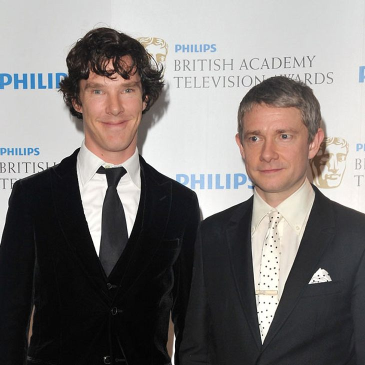Sherlock - Start der vierten Staffel