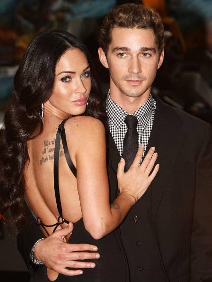 Hat Megan Fox ihren Mann mit Shia LaBeouf
