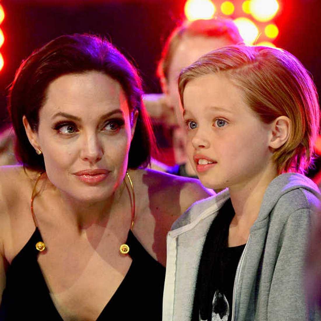 Shiloh Jolie-Pitt will eine Geschlechtsumwandlung