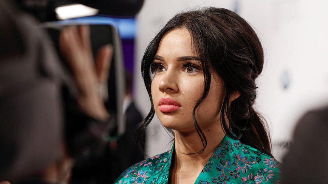 Shirin David hat sich die Nase operieren lassen