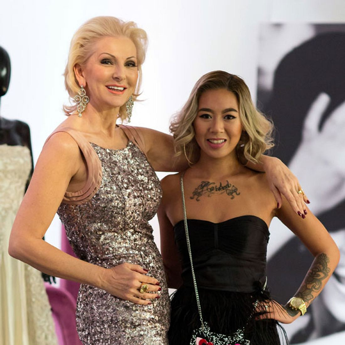 Shopping Queen des Jahres - Désirée Nick und Kelly