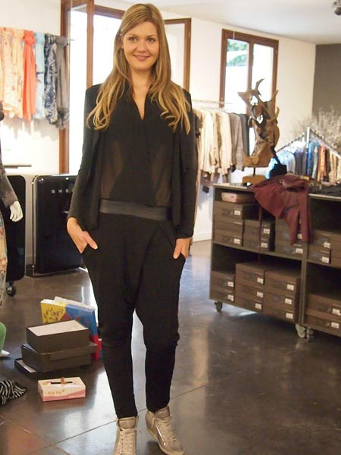 """Jennifer Matthias shoppt bei """"Shopping Queen"""""""