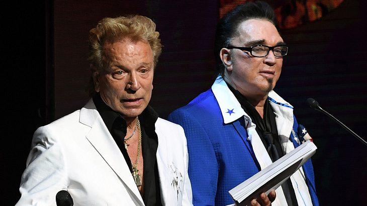Siegfried & Roy: Erschütternde Neuigkeiten von dem Magier-Duo