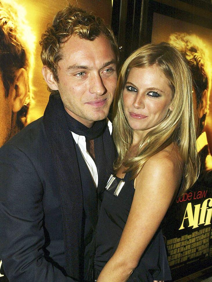 Sienna Miller und Jude Law: Trennung