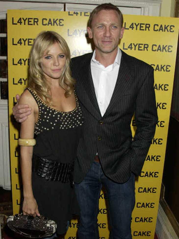Sienna Miller gesteht Sex mit Daniel Craig!