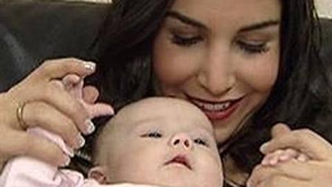 So verliebt in ihr GZSZ-Baby!