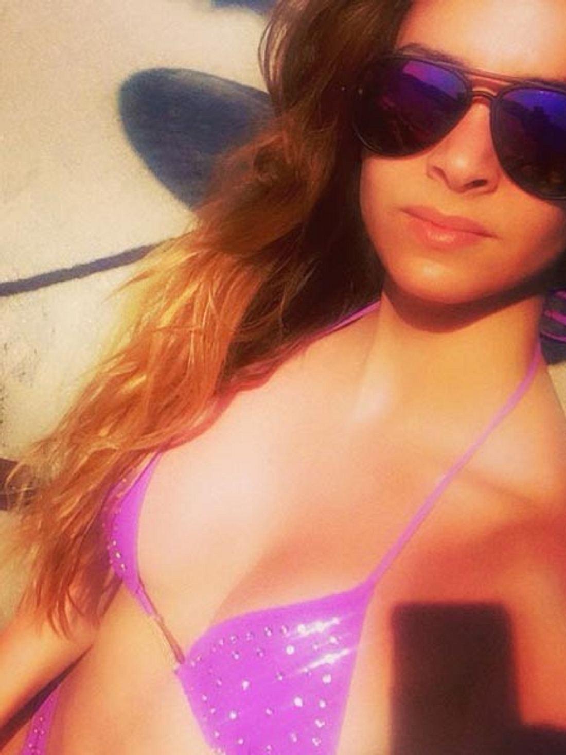 Sila Sahin & Co.: Die sexy Busen-Selfies der Stars