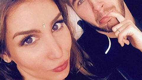Sila Sahin postet süßes Verlobungs-Selfie mit ihrem Samuel