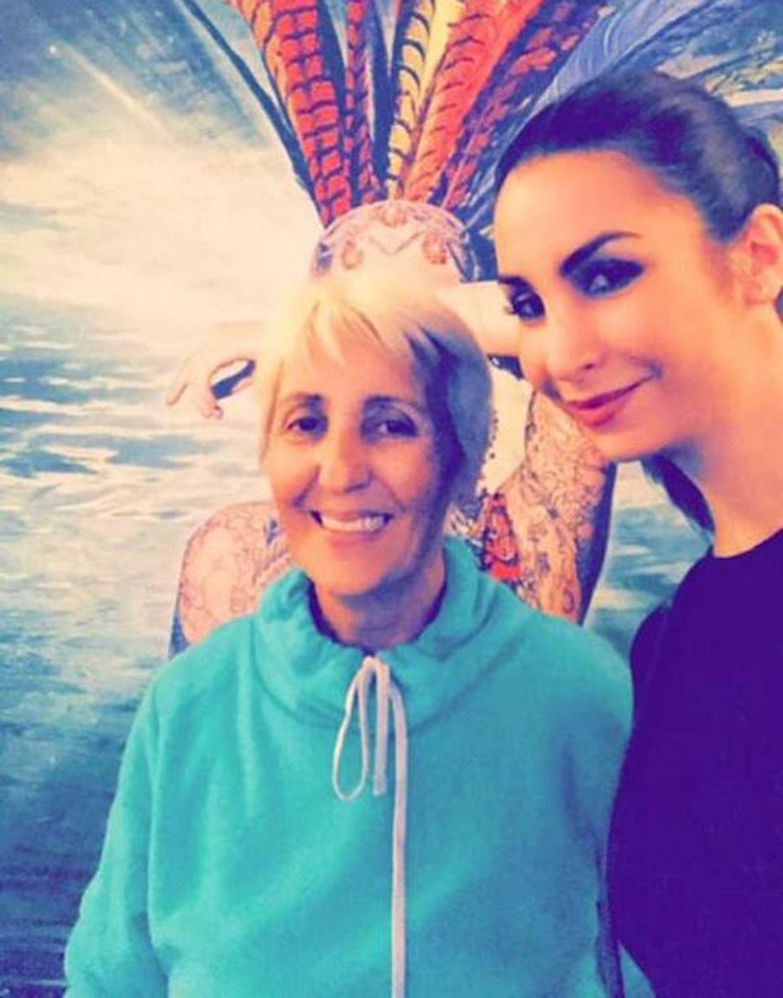 Hübsches Mama-Tochter-Duo: Sila Sahin zeigt ihre Mutter