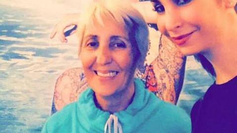 Sila Sahin zeigt ihre Mutter