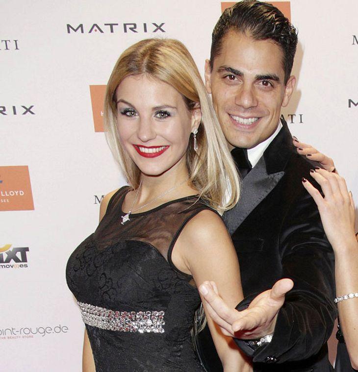 Silva Gonzalez und Stefanie Schanzleh bekommen ein Baby
