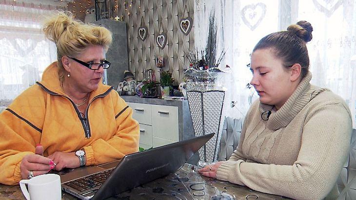 Silvia und Sarafina Wollny