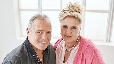 Silvia Wollny und Harald - Foto: RTLzwei