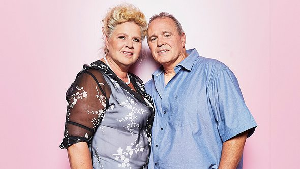Silvia Wollny und Harald Elsenbast - Foto: RTLzwei