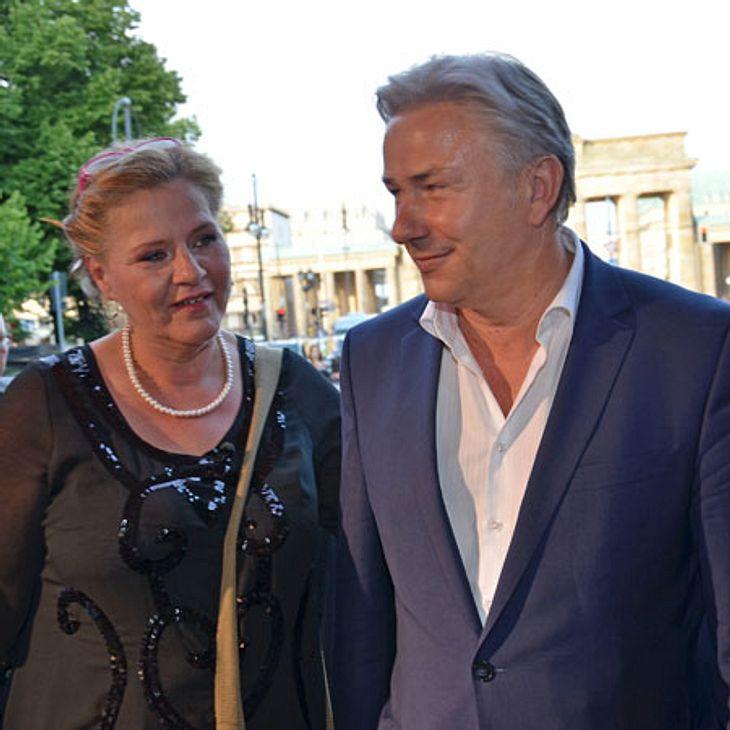 Silvia Wollny und Klaus Wowereit