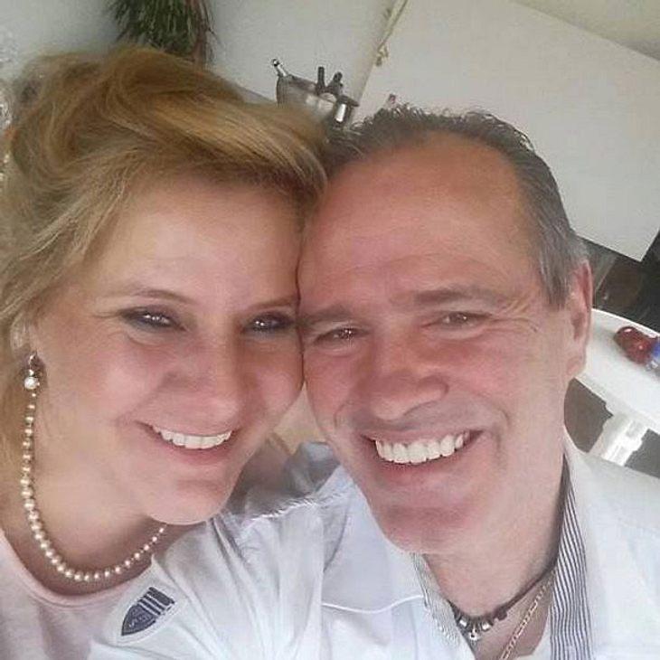 Silvia Wollny mit Harald 2015