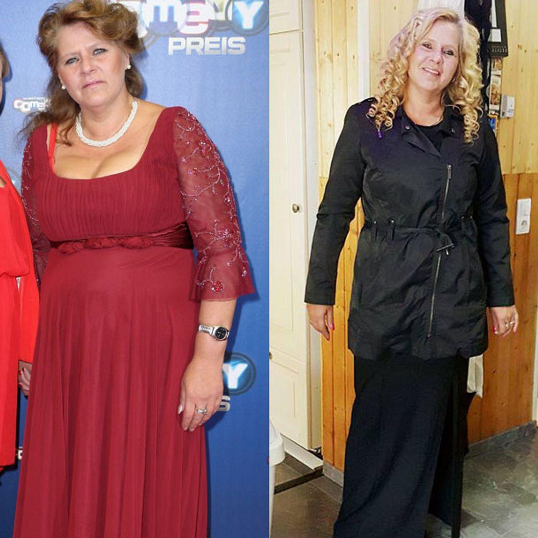 Silvia Wollny ist schlank und schön