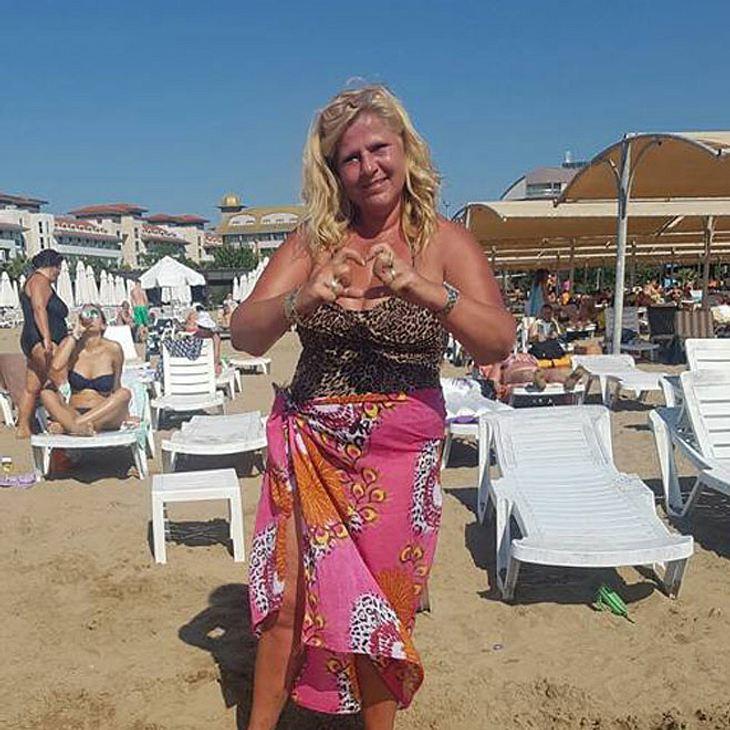 Silvia Wollny: Liebes-Tattoo für Harald