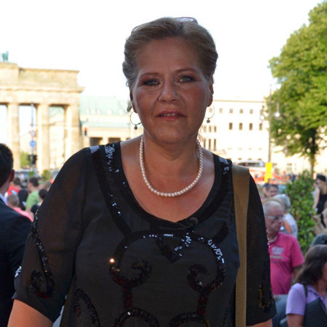 Silvia Wollny zeigte sich beim Fotoshooting von ihrer hübschesten Seite.