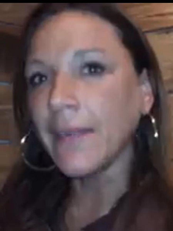 Simone Ballack parodiert Cathy Fischer
