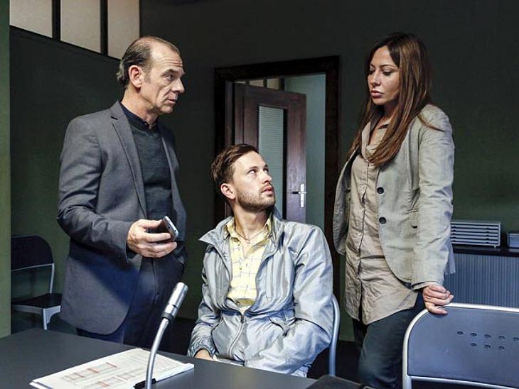 """Simone Thomalla (rechts) im Tatort """"Frühstück für immer"""""""