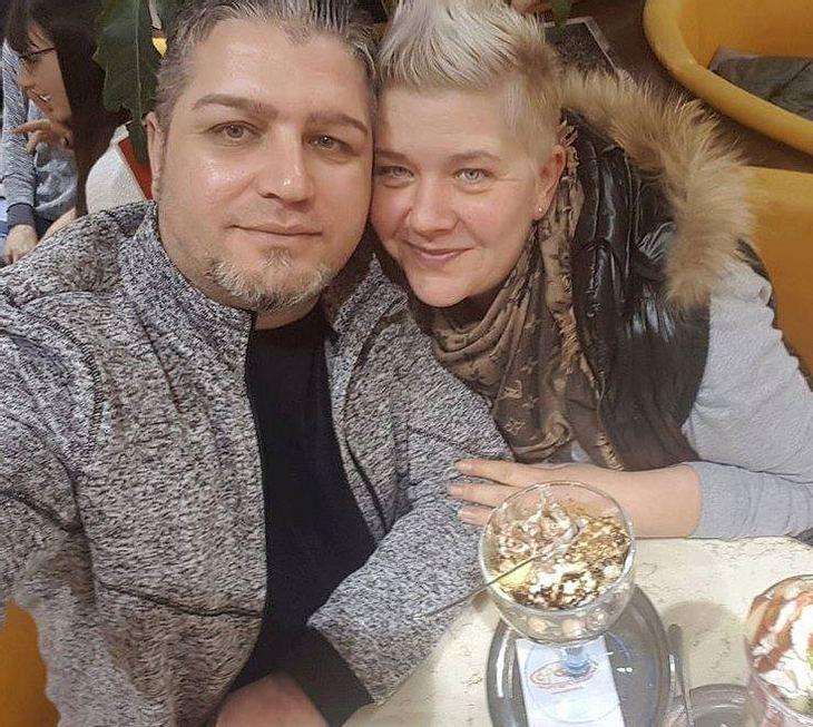 Salim und Simone Erkekli haben heimlich geheiratet