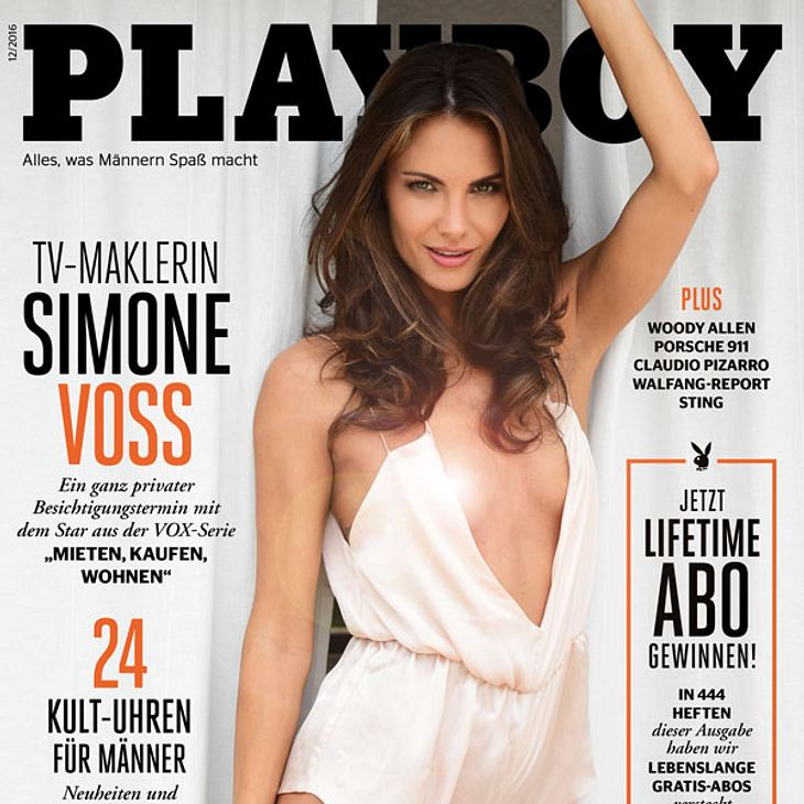Simone Voss nacktr playboy