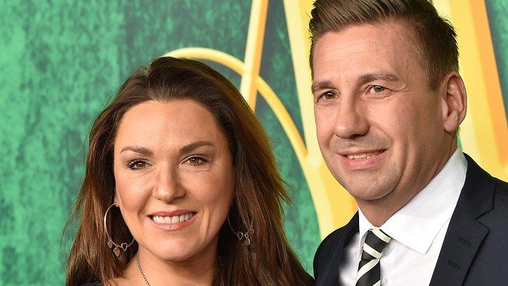Blitz-Hochzeit Simone Ballack & Jugendfreund Andreas Mecky haben geheiratet