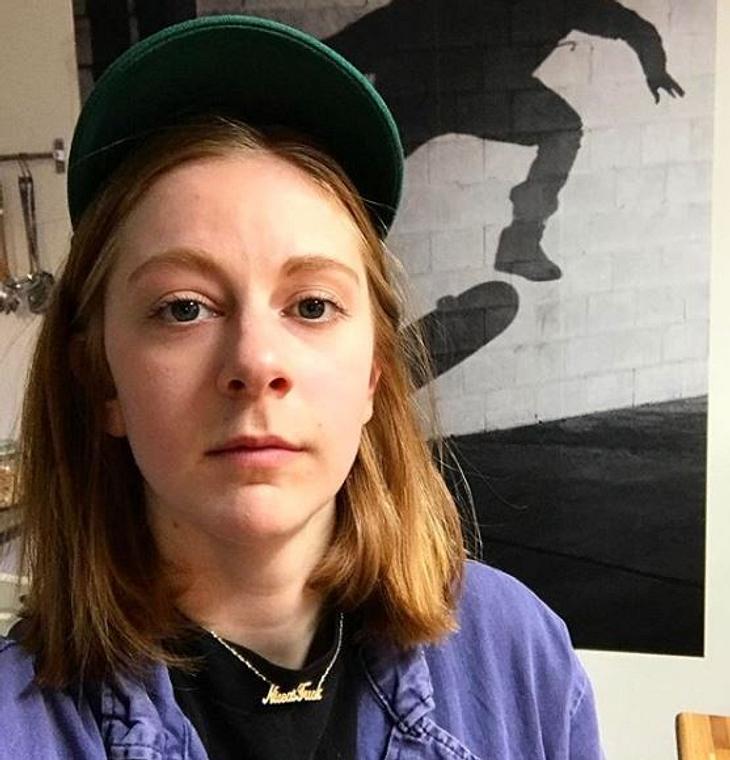 Youtube-Star Simone Giertz hat einen Gehirntumor