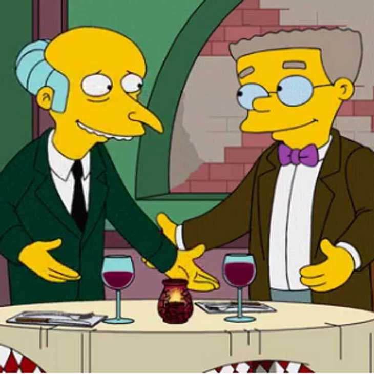 Die Simpsons: Smithers outet sich als homosexuell!