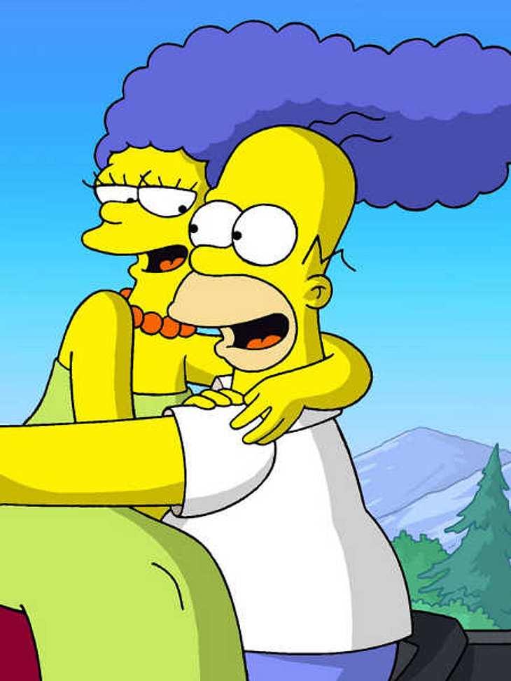 Simpsons: Trennung bei Homer und Marge!