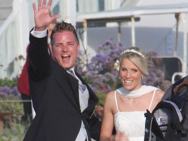 Ferdinand von Anhalt und Ex-Bachelor-Kandidatin Sissi Fahrenschon sind verheiratet