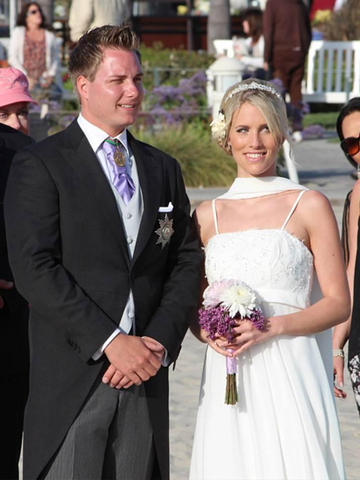 Ferdinand von Anhalt und Sissi Fahrenschon: War die Hochzeit nur Fake?