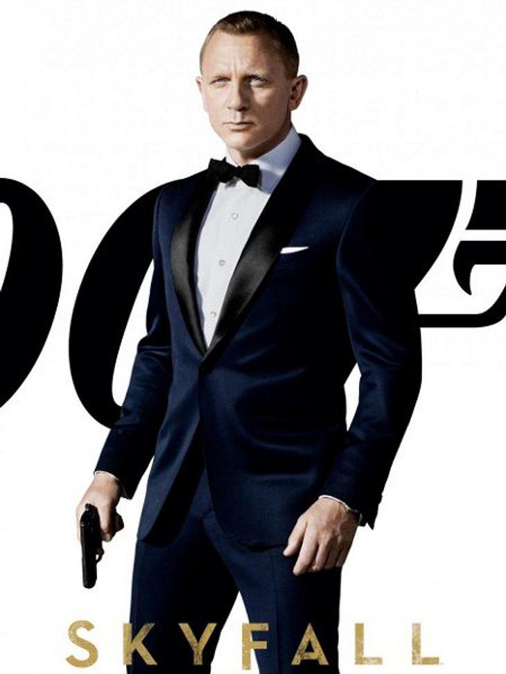 """Die Oscar-Filme 2013In """"Skyfall"""" zeigt James Bond alias 007 zum ersten Mal seine menschelnde Seite. Ein eher ungewöhnlicher Bond, der es auf immerhin drei Oscar-Nominierungen bringt."""
