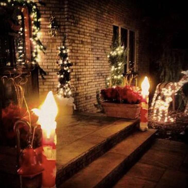 Ho Ho Ho - Stars im WeihnachtsfieberDer Reality-Star scheint wirklich ein riesiger Weihnachts-Fan zu sein. Ihr Twitter-Account quillt förmlich über von Bildern...
