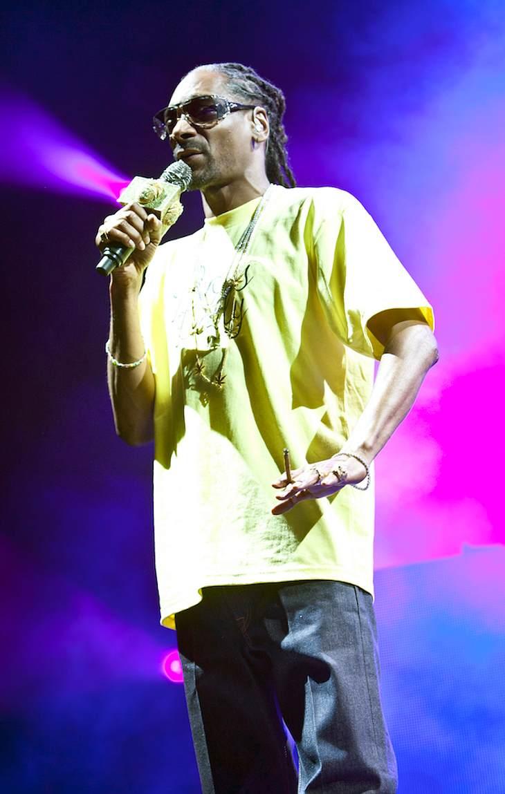 Snoop Dogg: Verletzte Fans bei Open-Air Konzert