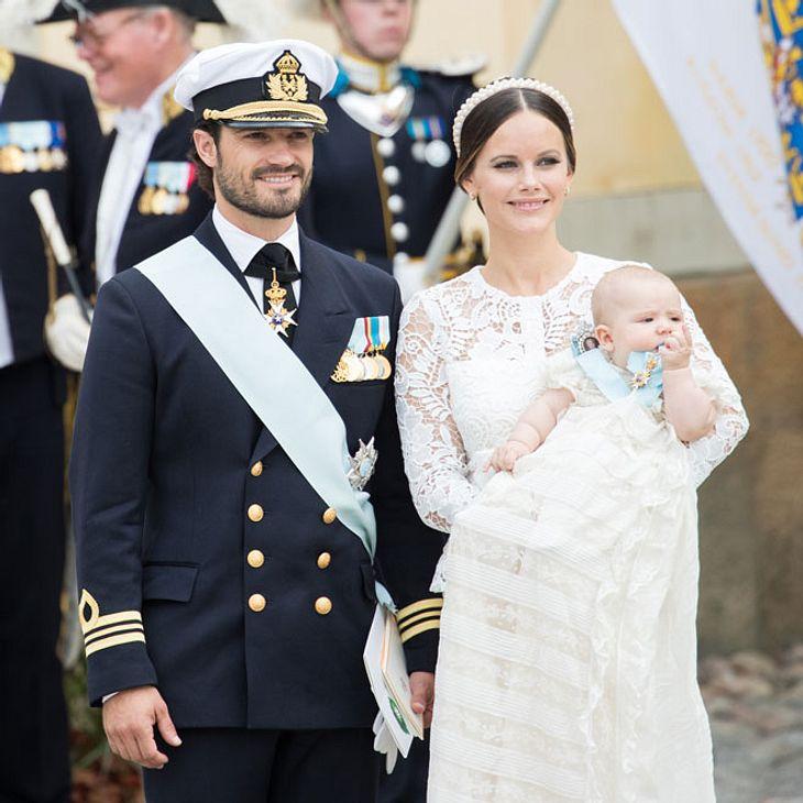 Prinzessin Sofia ist wieder schwanger!