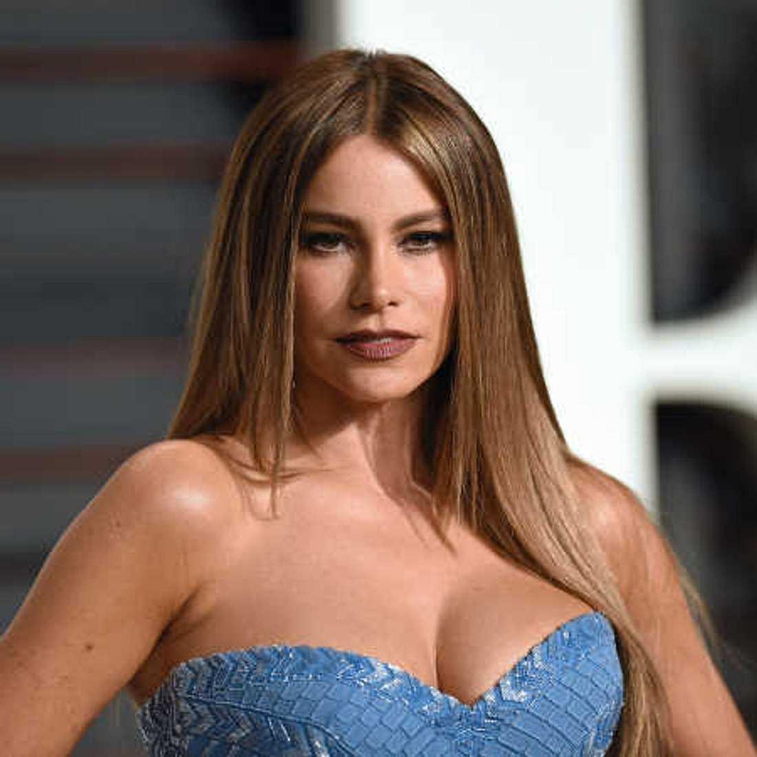 Sofia Vergara findet ihre großen Brüste gar nicht witzig!