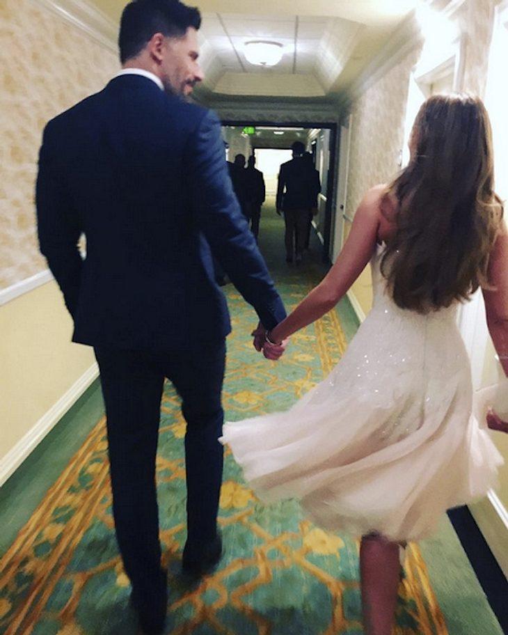 Ja-Wort-Countdown: So feierten Sofia Vergara & Joe Manganiello ihren Polterabend