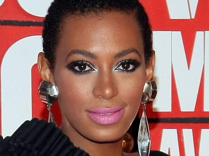 VIP-Make-Up-Overload: Weniger ist manchmal mehr!