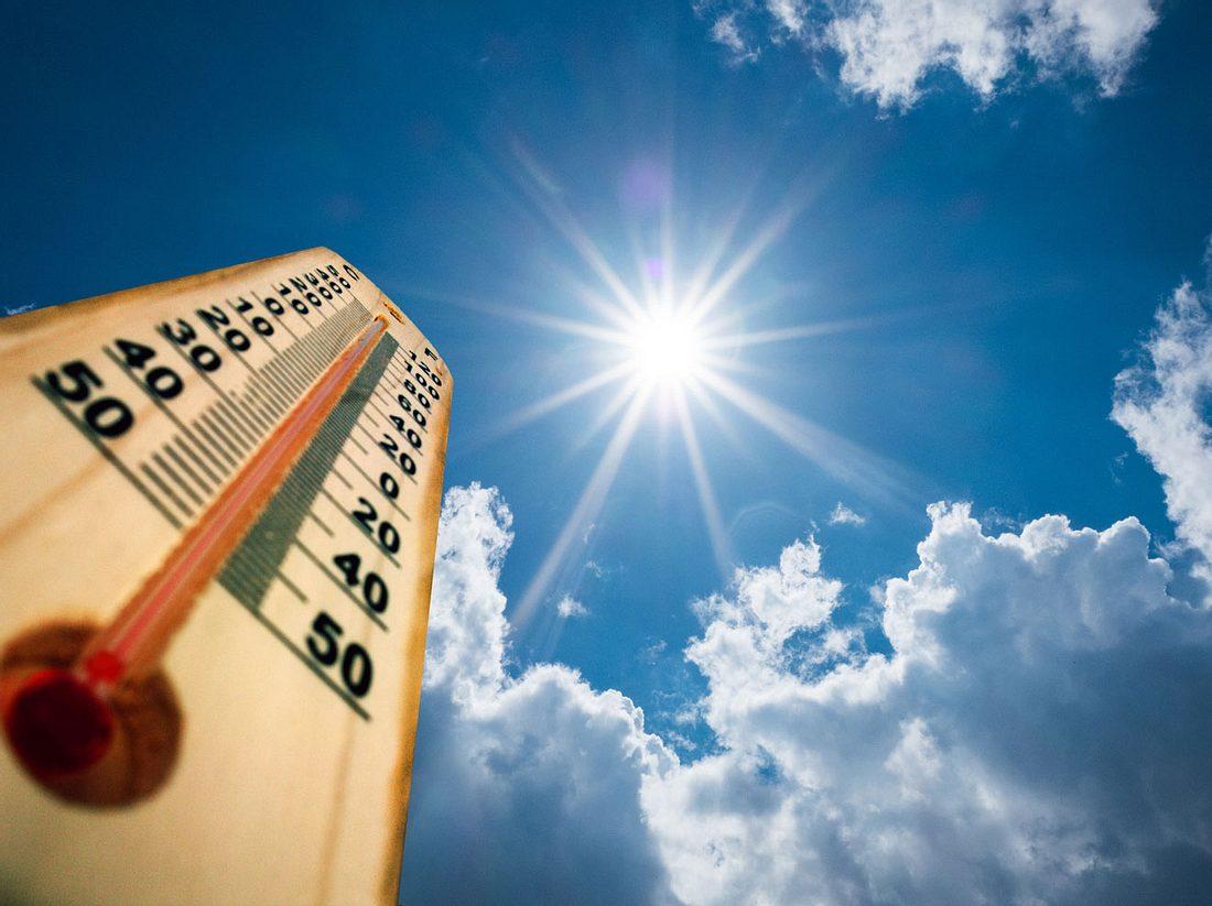 35 Grad! Der heißeste Tag des Jahres steht bevor